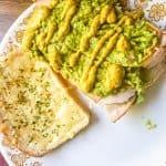 subway ultimate garlic cheesy bread