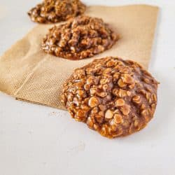 No Bake Cookies-Haystack Cookies