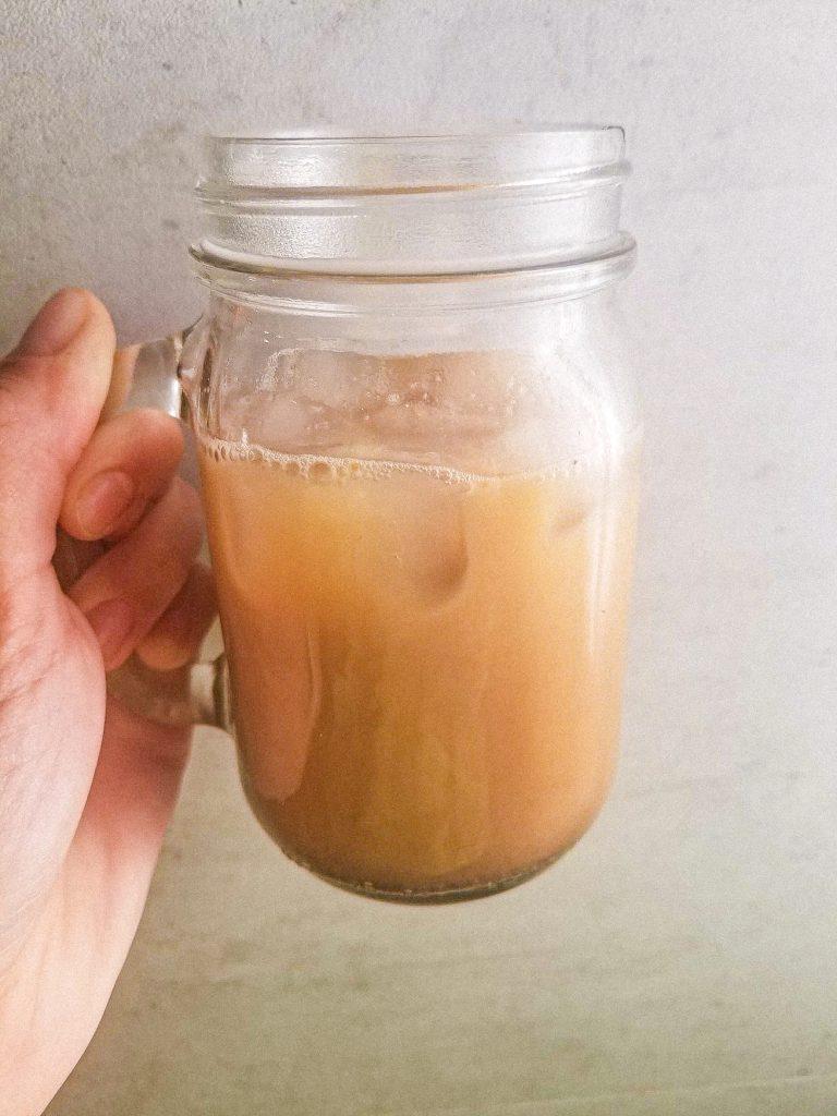 Iced Chai Tea Latte-Like Starbucks!