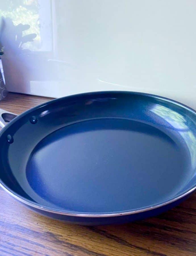 Blue Diamond Pan Review