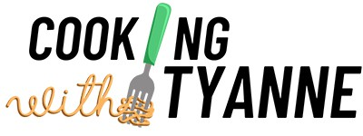 Cooking with Tyanne Website Logo