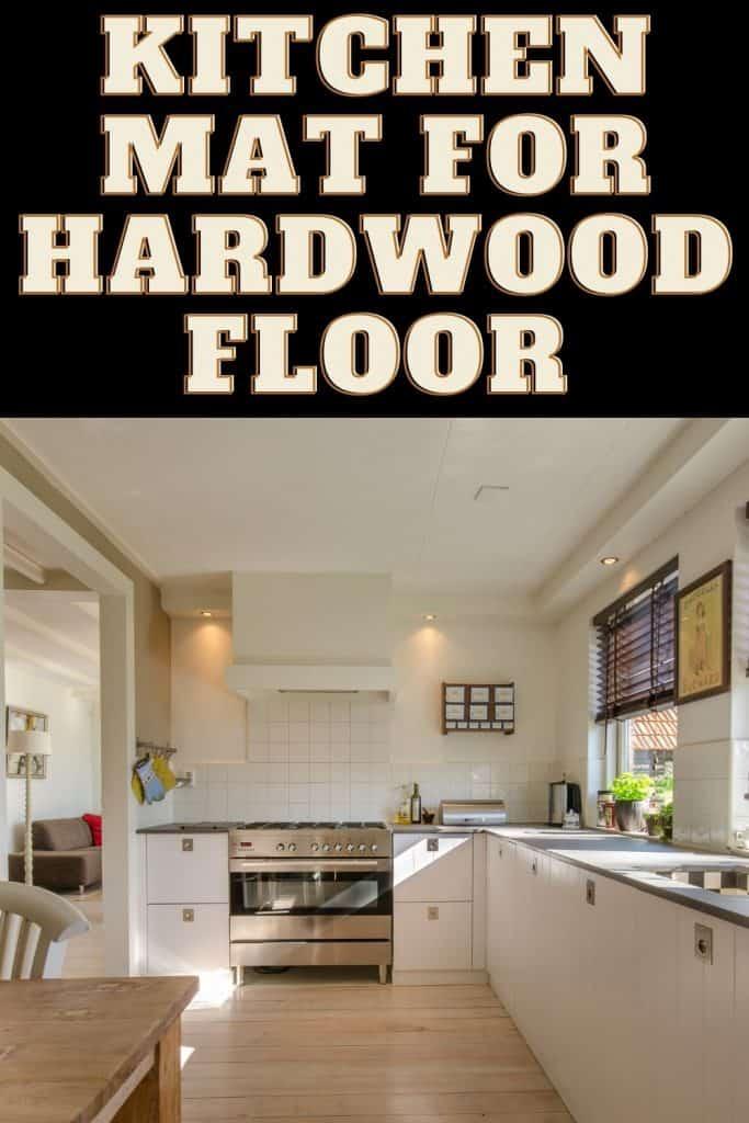 Kitchen Mat for Hardwood floor pin