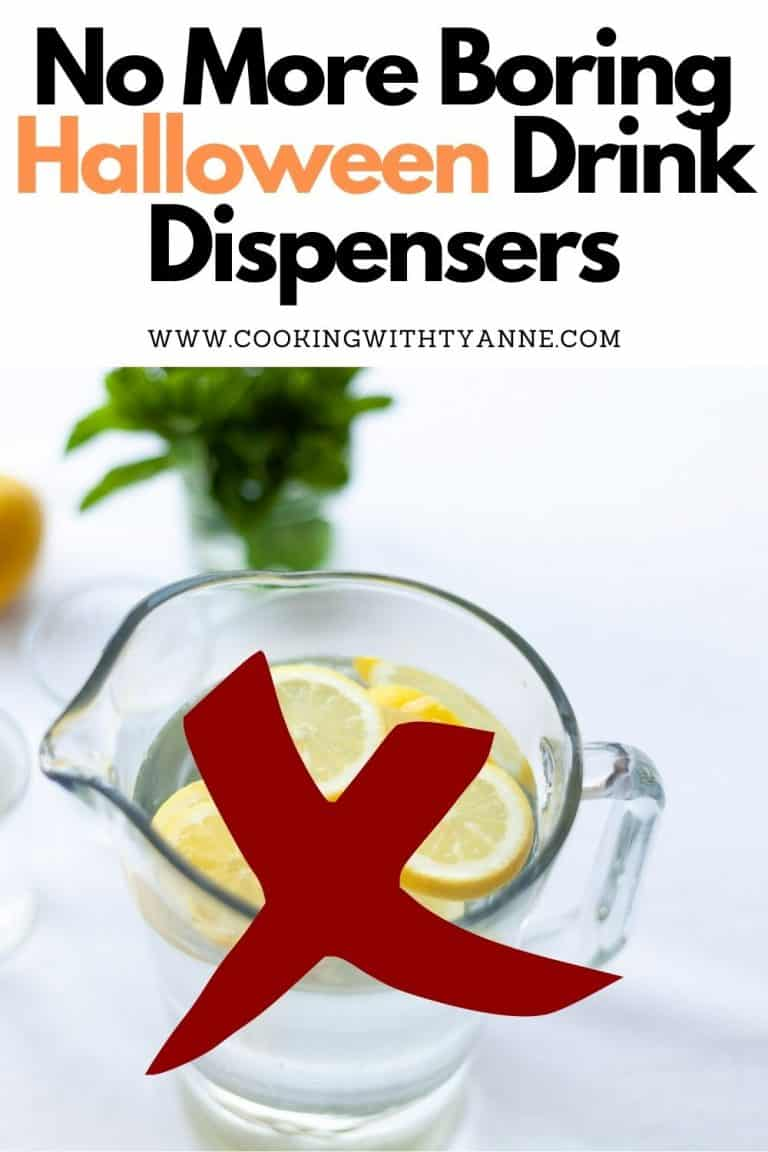 Best Halloween Drink Dispenser Ideas